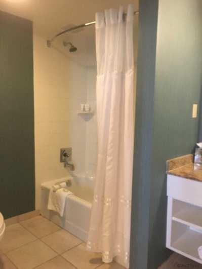 Peabody bathroom