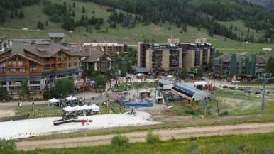 Copper Mountain Central Village