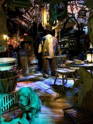 Hagrid Cabin