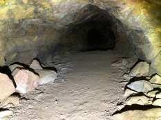 copper mine tunnel