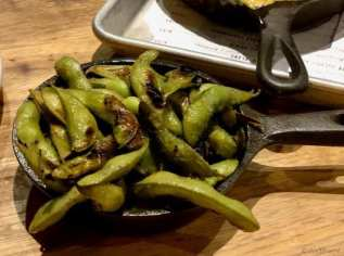 Oven and Tap edamame