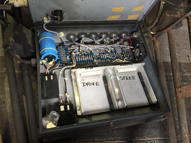 Picture of the Original Controls
