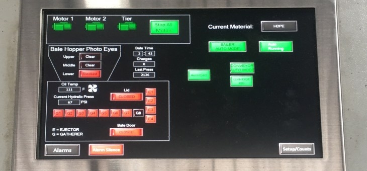 Proface Extream Display Install