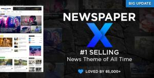 Newspaper 10.3.6 Nulled – The Best News Magazine PhrasePress Theme