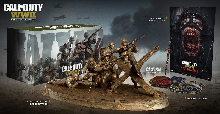 Weak_Gaming_Call_of_Duty_WWII_Valor_Collection