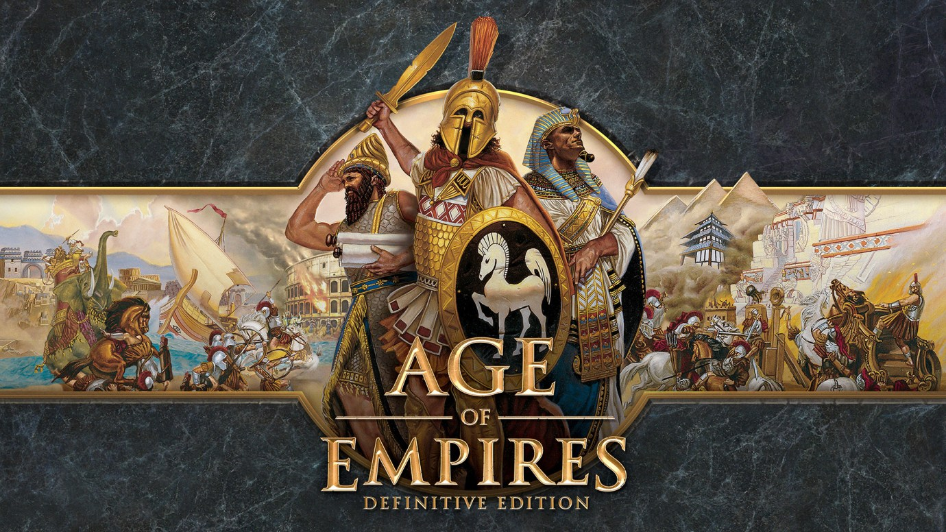 Weak Gaming Ages of Empires Definitive Edition