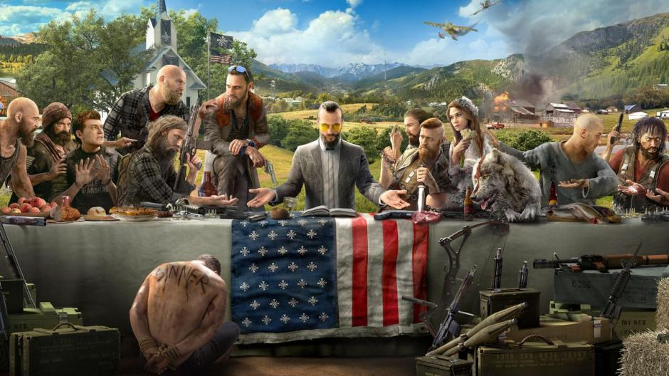 Weak Gaming Far Cry 5