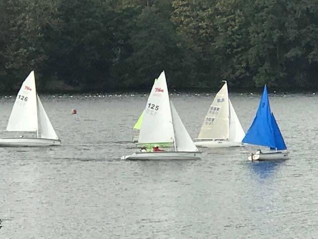 The main chasing fleet