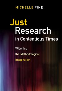 Just Research in Contentious Times book cover