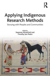 Applying Indigenous Research Methods book cover