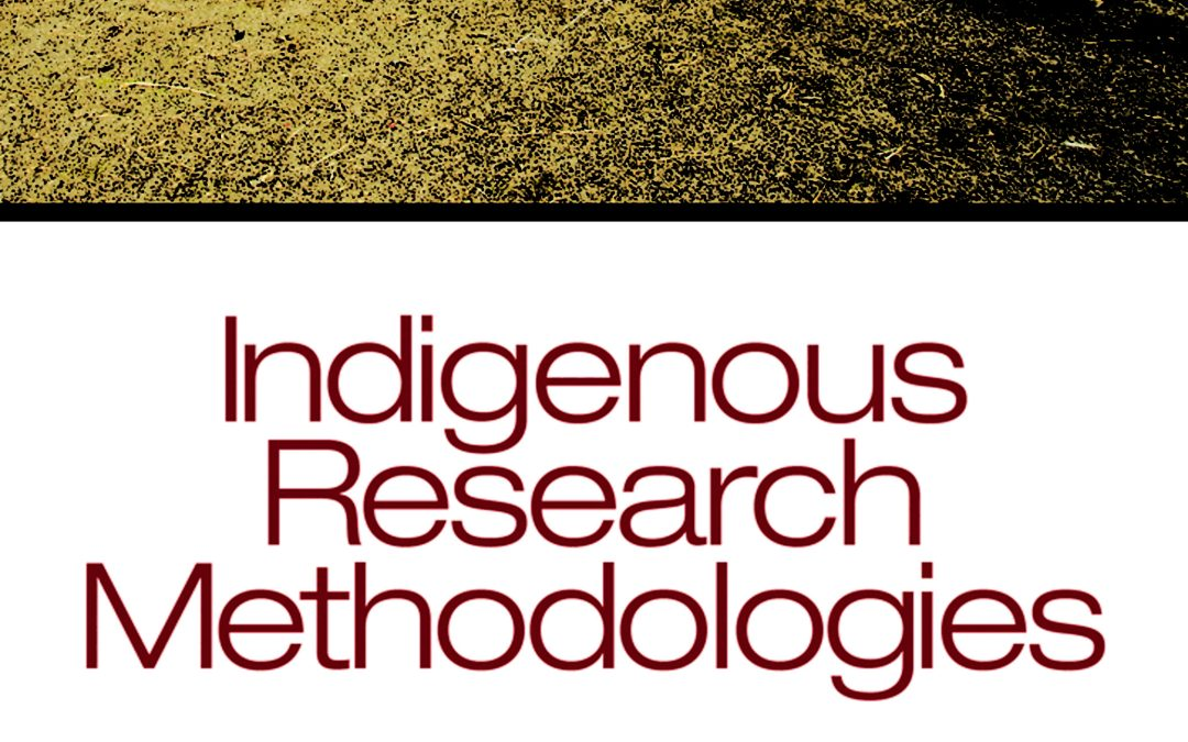 Indigenous Research Methods book cover