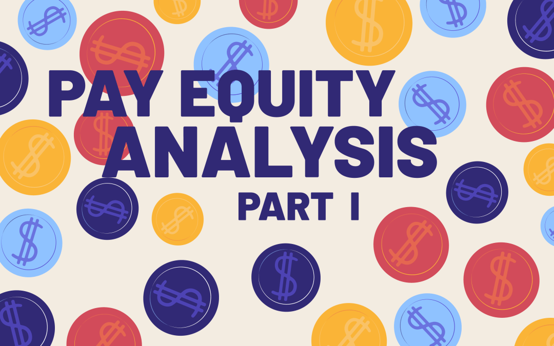 How to Do Pay Equity Analysis for Gender and Race