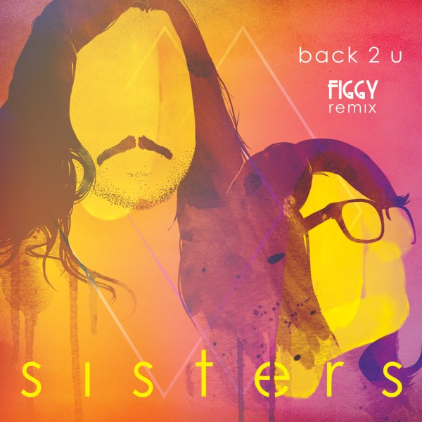 sisters back 2 u figgy art