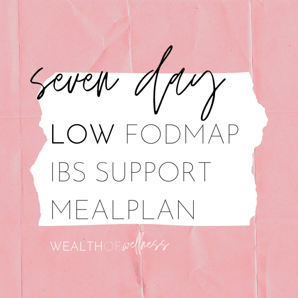 Low FODMAP Cover