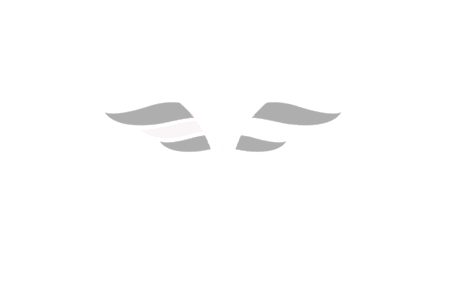 Black and White WealthAbility logo