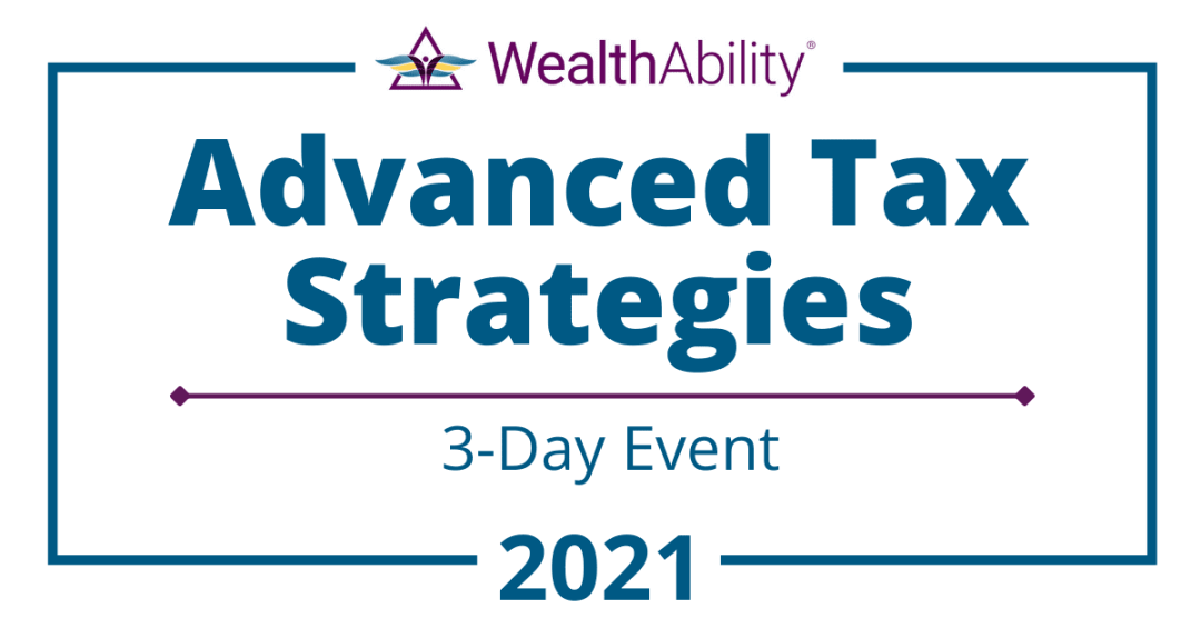 Advanced Tax Event 2021
