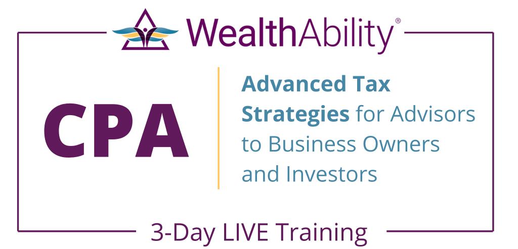 Advanced Tax Event 2021