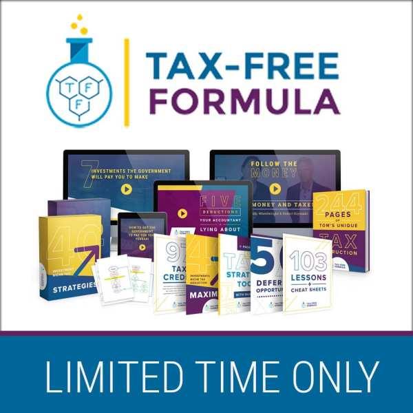 Tax Free Formula Product Image