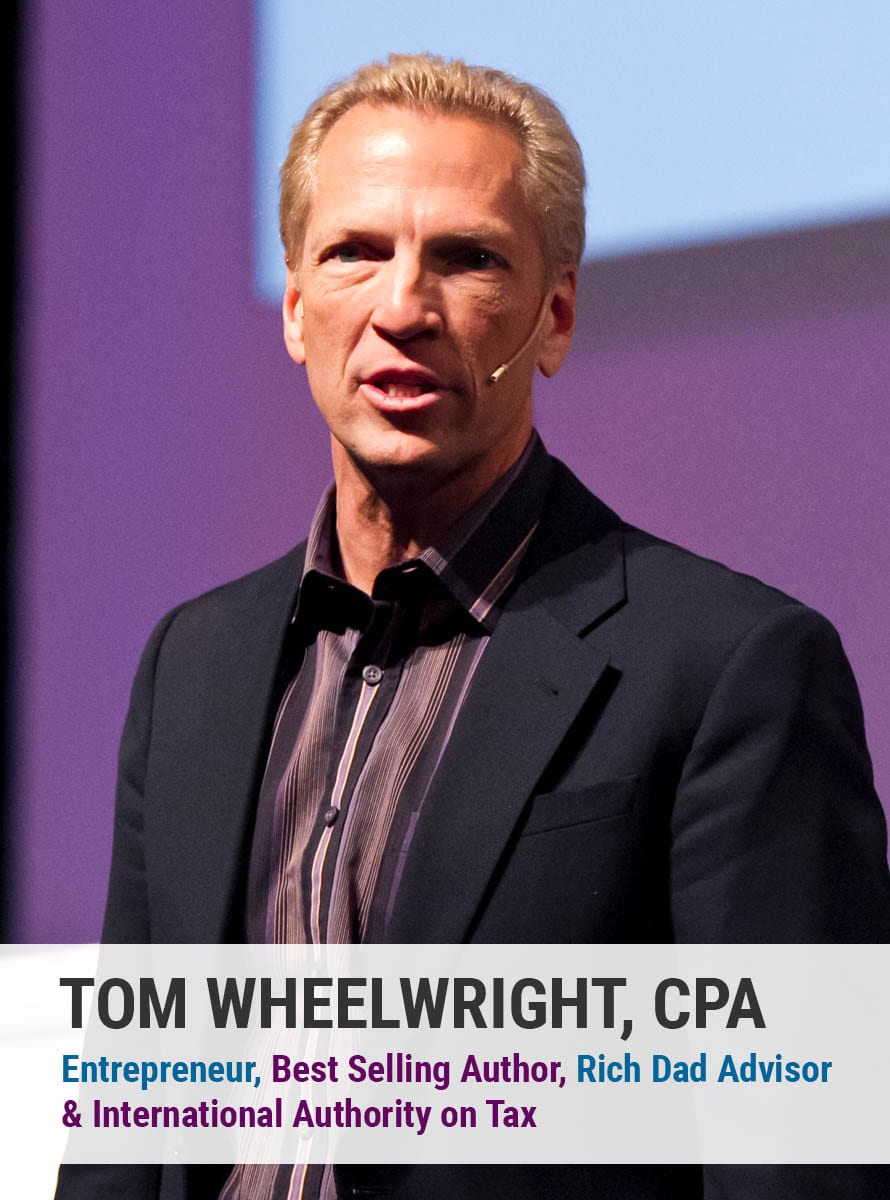 Tom Wheelwright, CPA