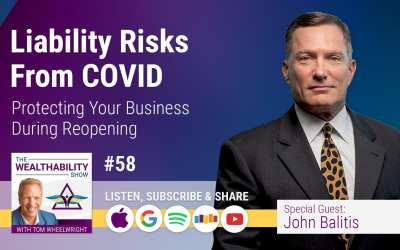 Episode 58 – Liability Risks From COVID