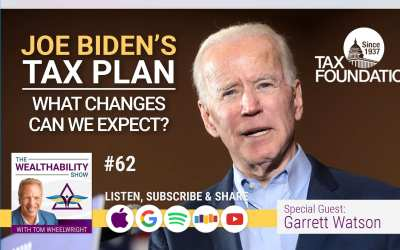 Episode 62 – Joe Biden's Tax Plan