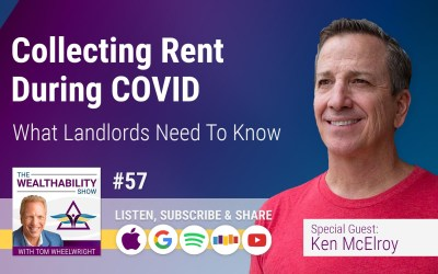 Episode 57 – How Do Landlords Collect Rent During The Covid Crisis?