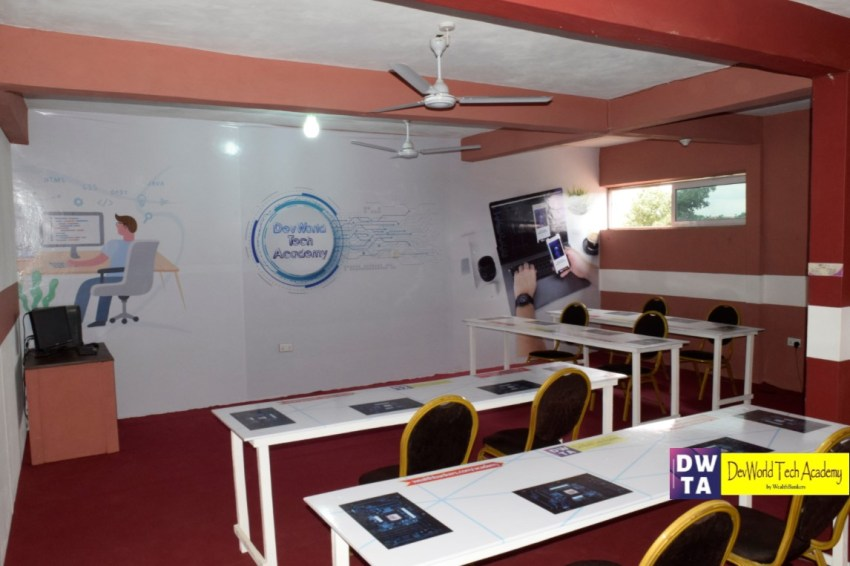 DWTA IT computer training school
