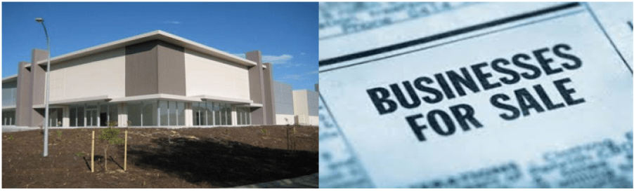COMMERCIAL LOANS - BUYING A BUSINESS