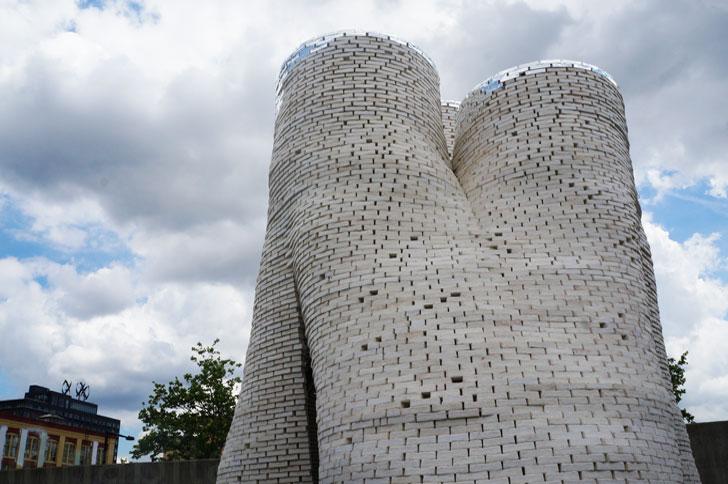 mushroom building