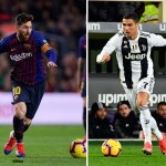 'Accept the challenge and join me in Italy' – Cristiano Ronaldo tells his arch-rival Lionel Messi