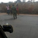 Soldiers reportedly stop bus and force the young men with afro to shave their hair