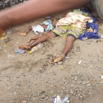 Accident : Tipper rams into roadside sellers , kills mother and child in Lagos State