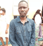 Man arrested for allegedly raping his 13-year-old stepdaughter in Akwa Ibom state.