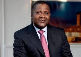 Forbes list :Dangote's worth drops to $10 3bn from $12 4 billion in