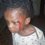 See what a woman did to her 2year old  baby simply because she was unable to count from 1-200