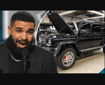 Drake Acquires A $600,000  an ultra-rare Mercedes-Maybach G 650 Landaulet all-terrain vehicle (Photo )