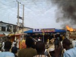 Fire Outbreak !!! 3 months old baby got burnt to death (Kano State)