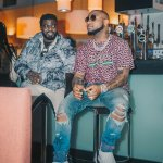 Davido buys his PA, Lati a Mercedez Benz (Video)