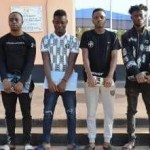 EFCC Arrest 6 Yahoo Boys In Ibadan, Recovers  Cars (Photo)