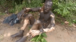 Ghasty Accident!!! Passenger Dead, Injured and Others burnt In Edo State (Photos & Video)