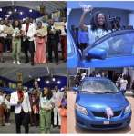 Stephaine Idolor , the girl behind Success Viral Video Gets A Car And More Money From Prophet Jeremiah Omoto