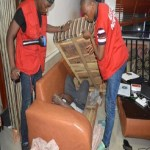 EFCC Arrests 32 Suspected Yahoo Boys Hiding Inside Chairs In Ogun state (Photo)