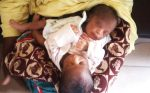 Oh !!! Woman gives birth to conjoined twins in Bauchi State (photo)
