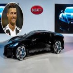 Cristiano Ronaldo is Now the Owner of the Most Expensive Car Ever (Photo)