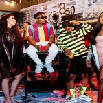 Olamide and Wizkid Spotted Together In a Video Shoot (Photos)