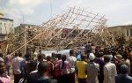 6 Feared Dead as four Storey Building Collapse In Onitsha, Anambra state