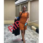 OMG !!! Another Pretty UNIPORT Student Confirm Dead (Photo)