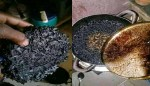 'She burnt common Noddles because of 'Zee World' -Man Cries on Twitter After Girlfriend burnt noodles (Photos)