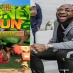 "Davido Lunch New Game Called ""30BG Money Run"""