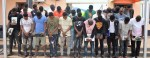 EFCC arrests 54 suspected internet fraudsters in Ogun and Osogbo (Photos)